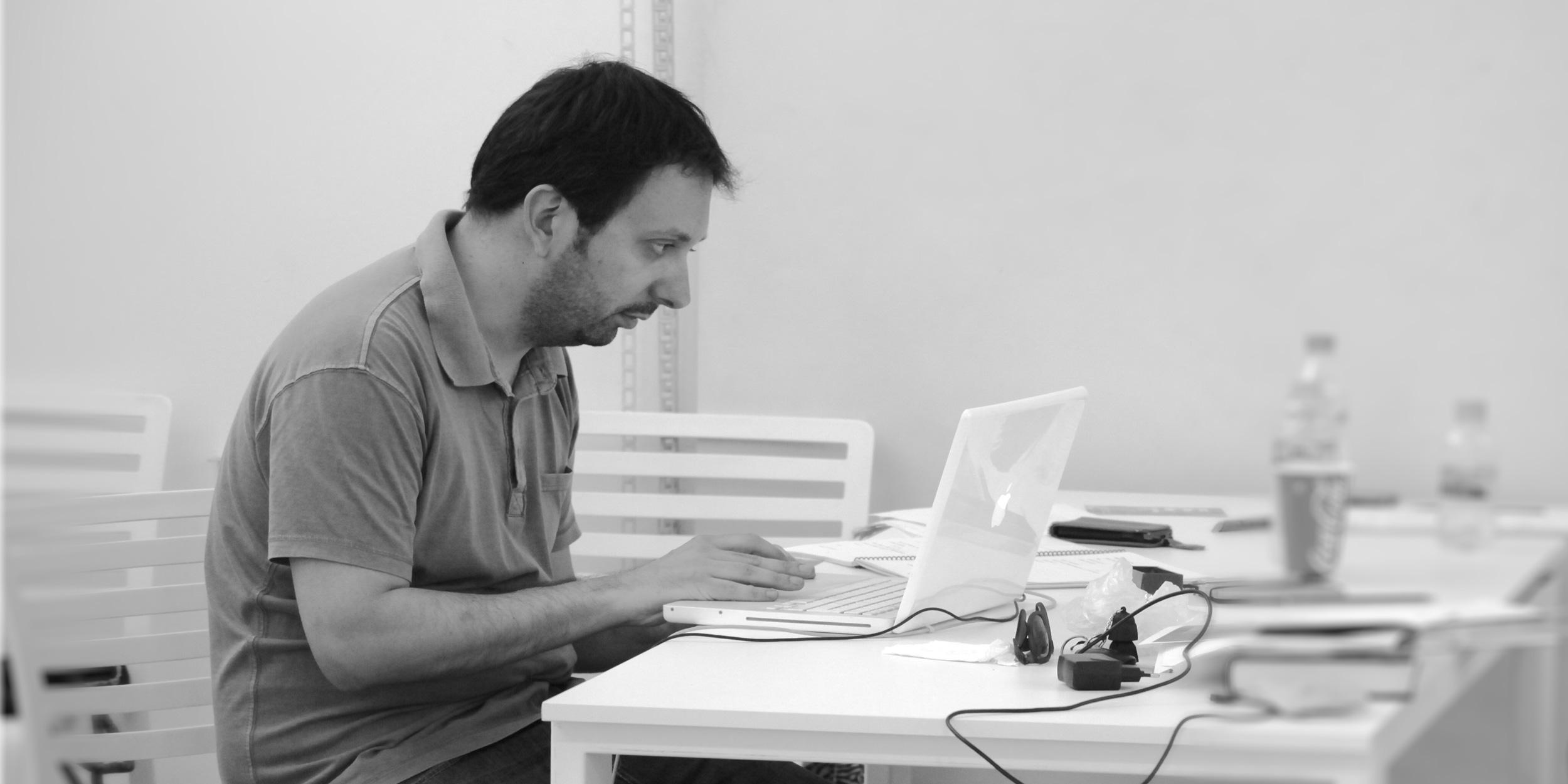 Gabi Ochoa escritor, guionista