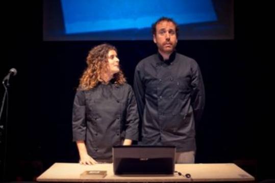 Papilas Gustativas, obra de teatro