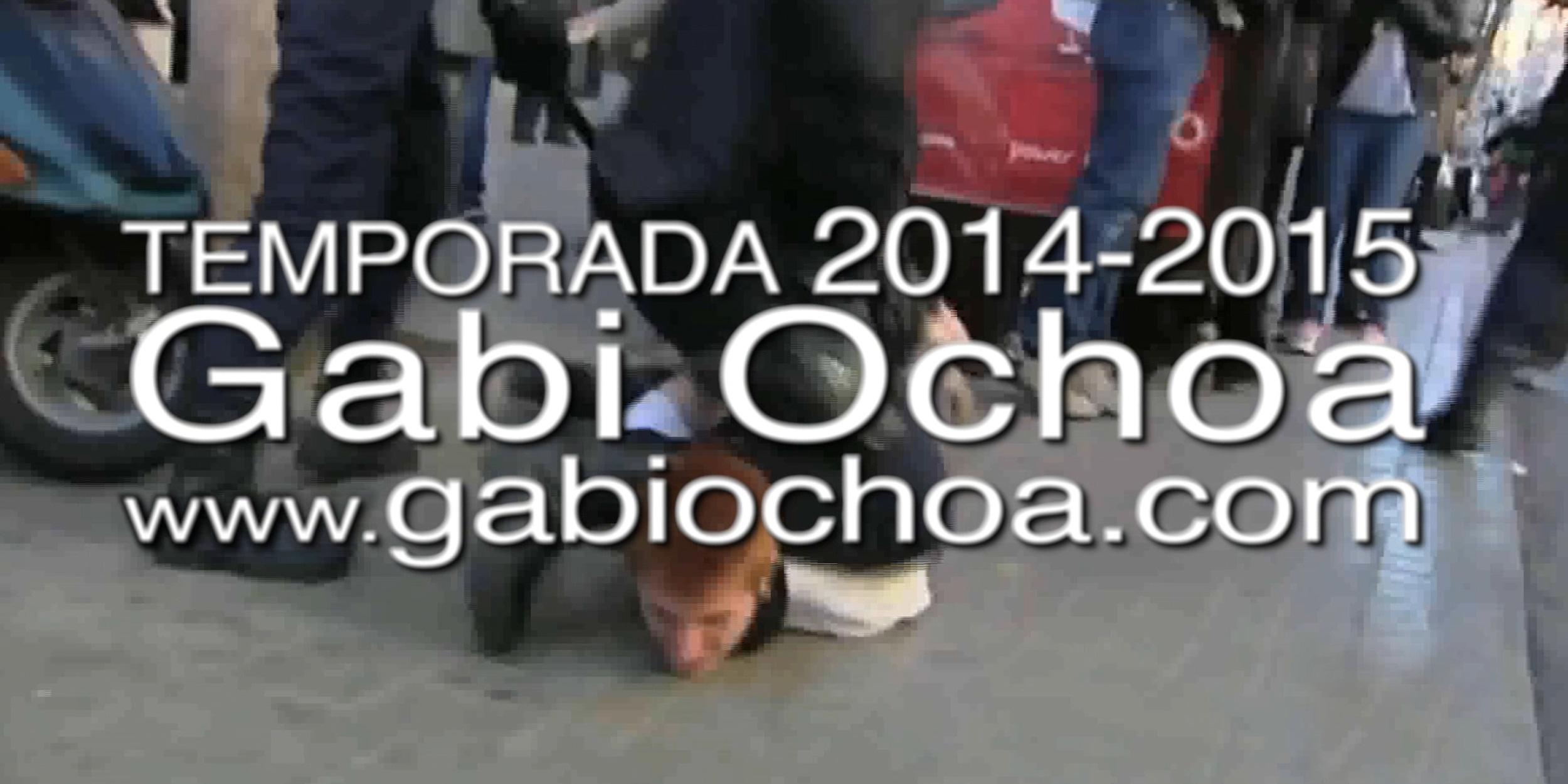 Gabi Ochoa temporada 2014-2015
