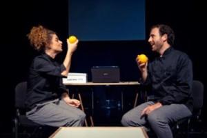 Papilas gustativas obra teatral de Gabi Ochoa